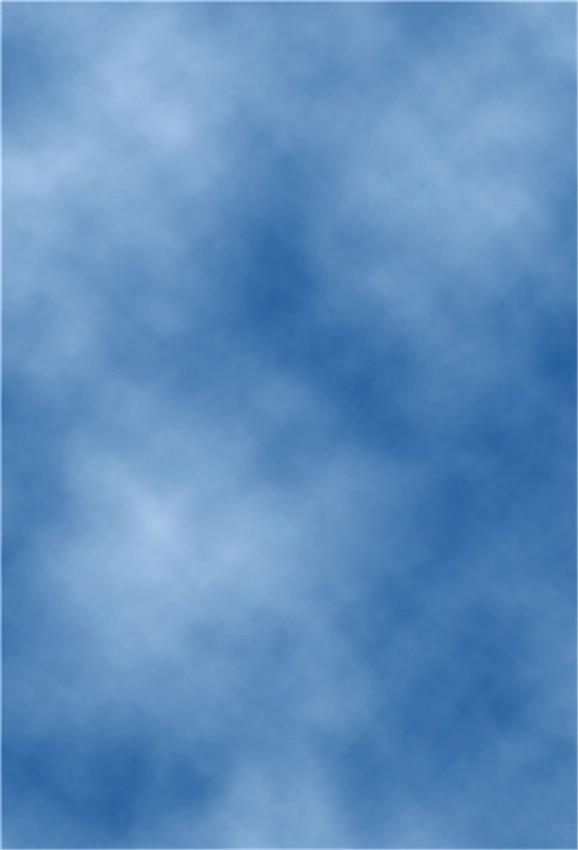 Sky Blue Texture Abstract Backdrop Photo Studio Background for Shooting