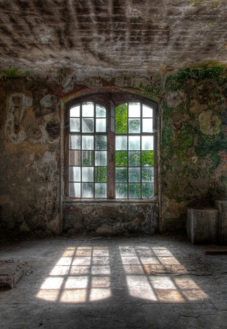 Architecture Windows Spring Old Room Backdrops
