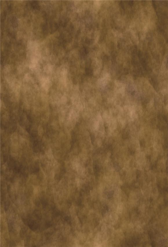 Brown Gradient Texture Muslin Photo Backdrops for Portrait