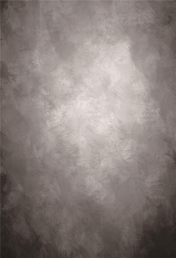 Grey Gradient Abstract Photo Booth Backdrop for Studio