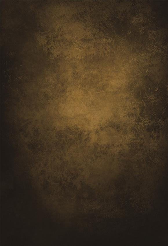 Yellowed Abstract Portrait Photo Studio Backdrop