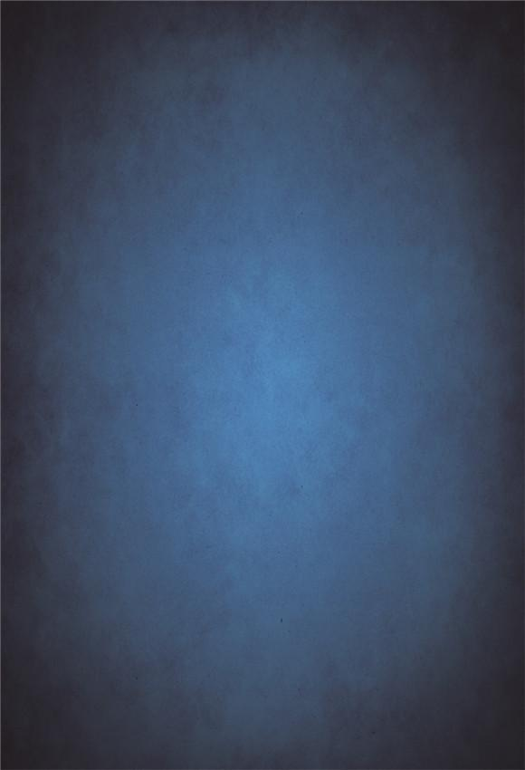 Hazy Blue Abstract Backdrop for Photography Prop