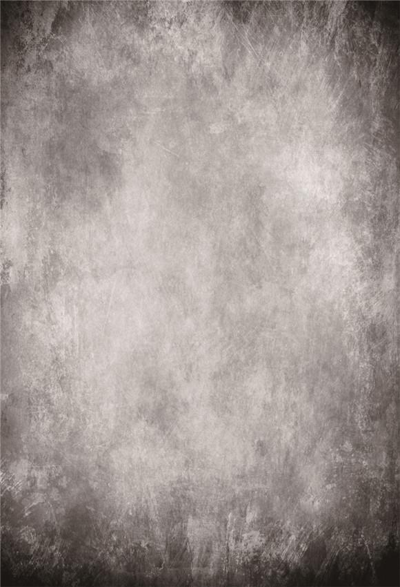 Grey Texture Abstract Muslin Backdrop for Photographer