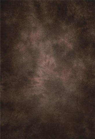 Deep Brown Microfiber Abstract Photography Backdrop