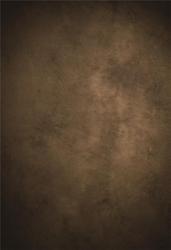 Dark Brown Portrait Abstract Photo Backdrop for Photographer