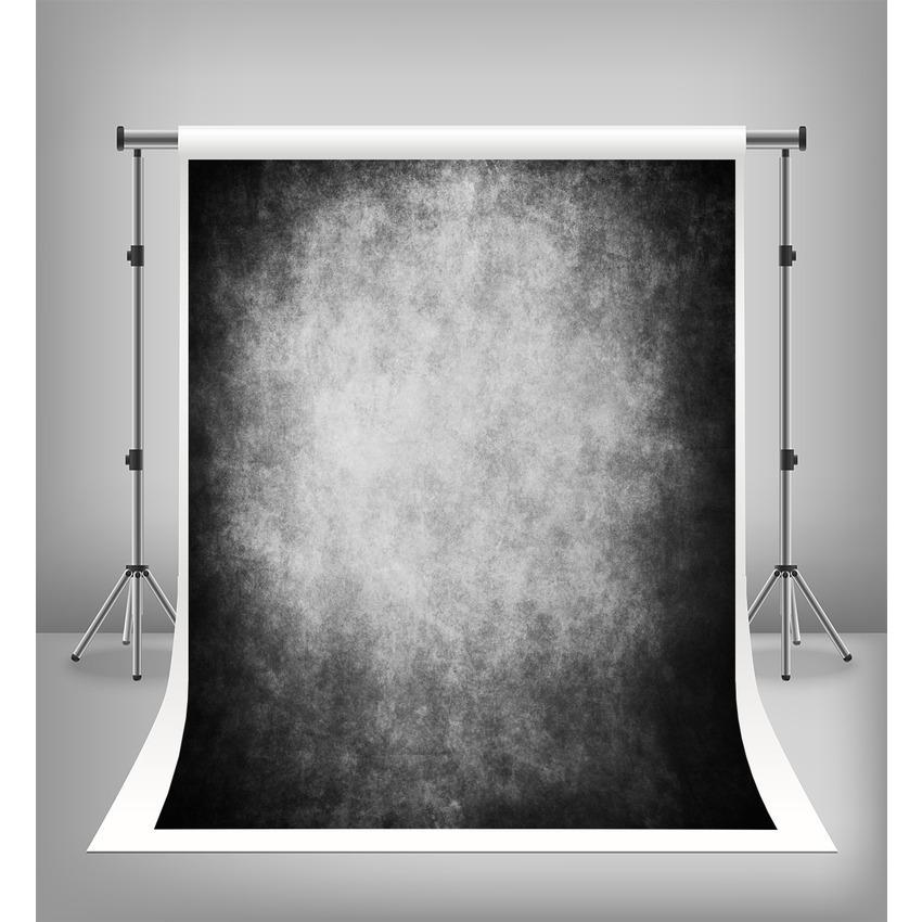 Printed Light In Center Dark Abstract Old Master Photography Backdrop