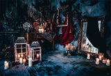 Halloween Magic Photography Backdrop