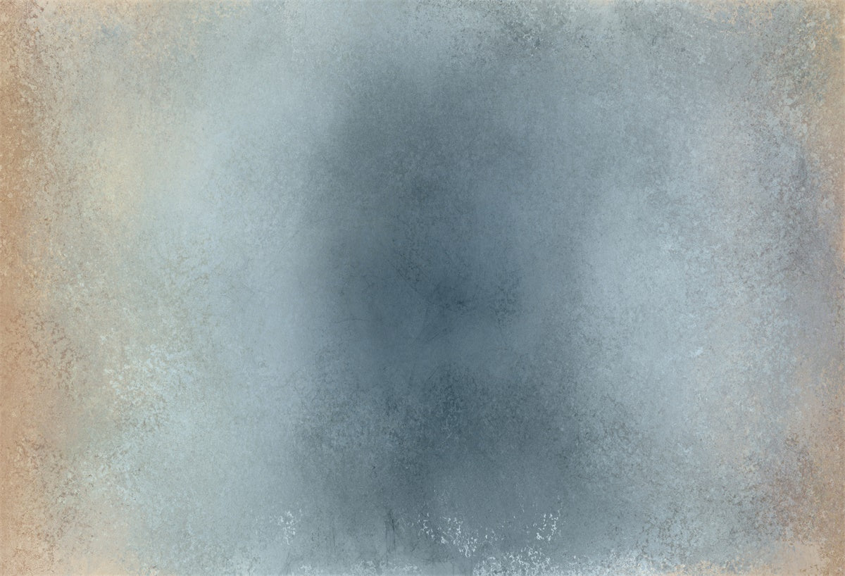Vintage Rustic Blue Abstract Photo Backdrops