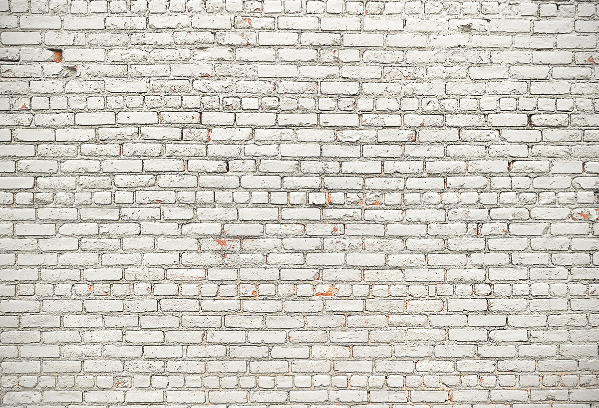 Beige Brick Wall Backdrops for Photography Fabric Background
