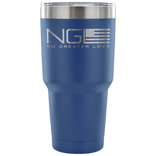 No Greater Love Tumbler