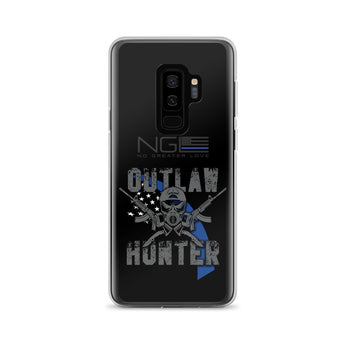 OUTLAW HUNTER No Greater Love iPhone Cases Samsung Case