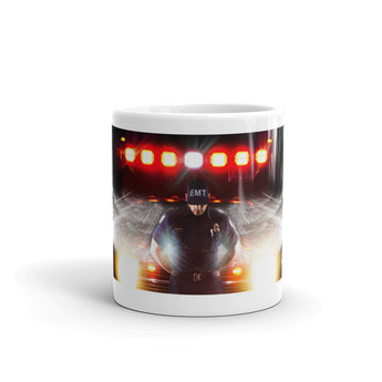 No Greater Love (Male EMT) Mug