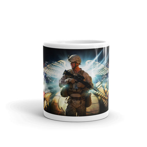 To Protect & Serve Mug