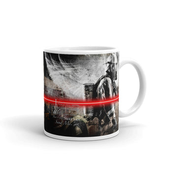 Send Me (Firefighter) Mug