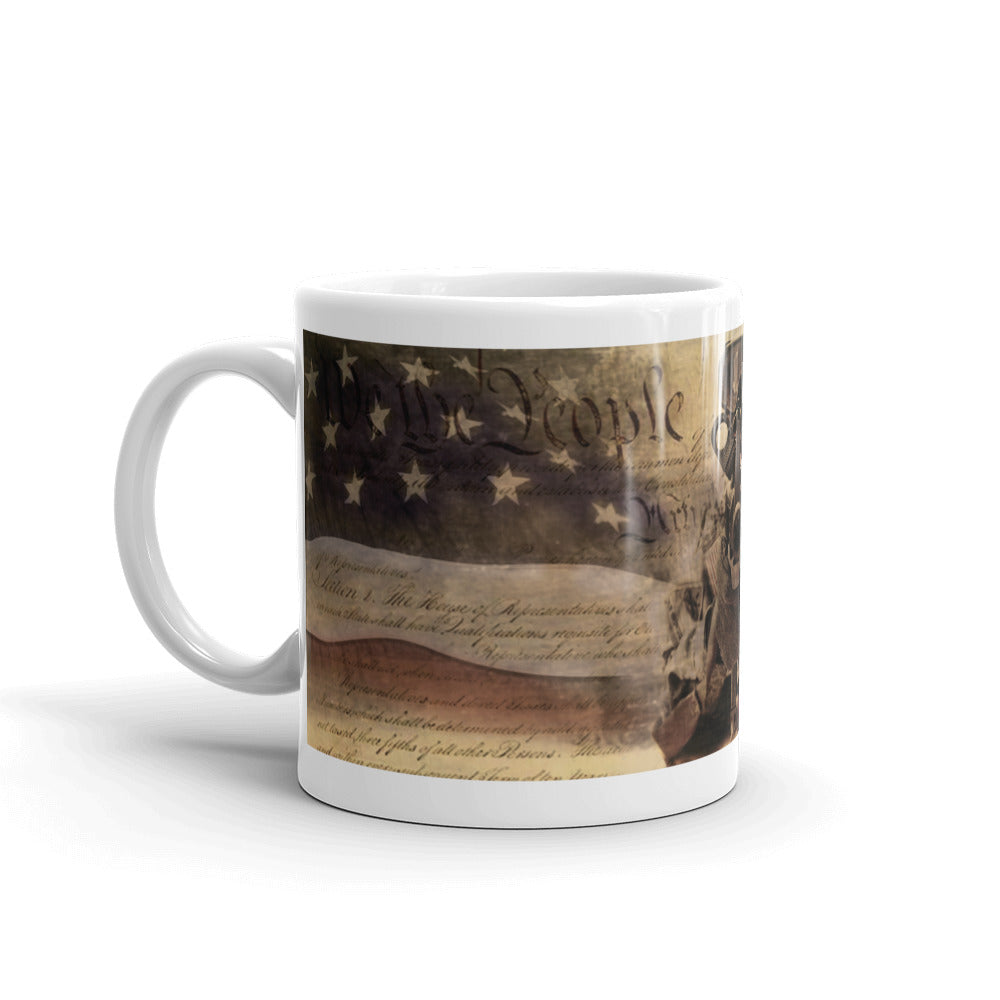 Armed with Valor Mug