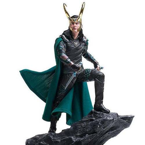 Loki Action Figures  25cm - Casa dos Nerds
