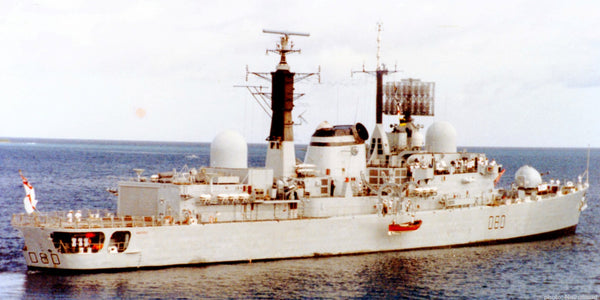 HMS Sheffield Hat