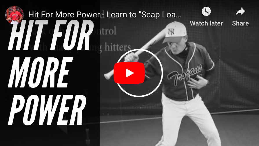 Elbow Up or Down? How to hit for MORE power.