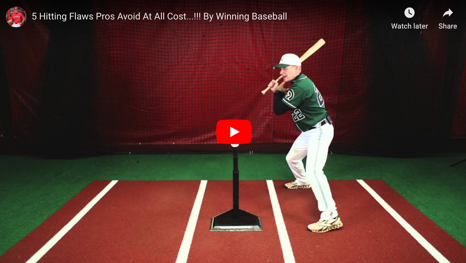 5 Hitting Mistakes Pros Avoid At All Cost...