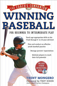 "Winning Baseball - Book 1 ""From Beginner to Intermediate Play"""