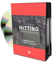 Load image into Gallery viewer, Hitting w/ Tim Hyers & Trent Mongero: A MLB Hitting Routine w/ Pro Drills