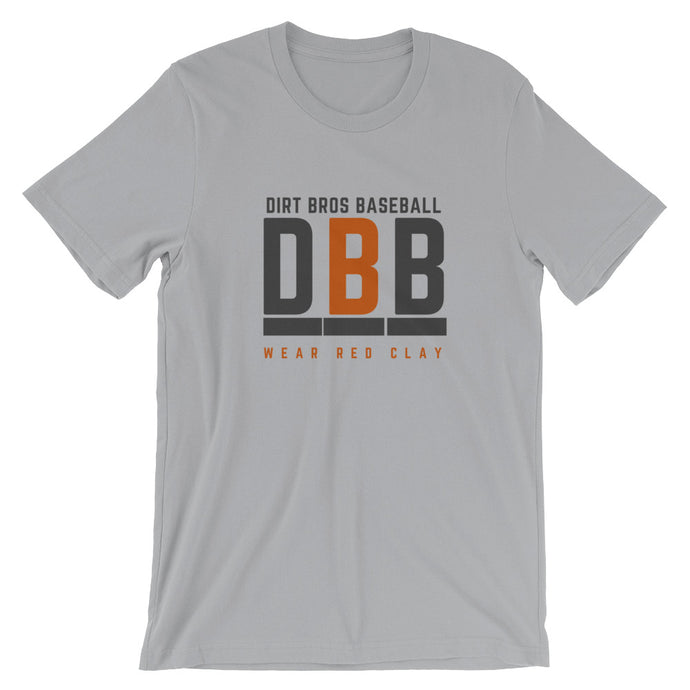DBB - Dirt Bros Baseball Short-Sleeve Unisex T-Shirt