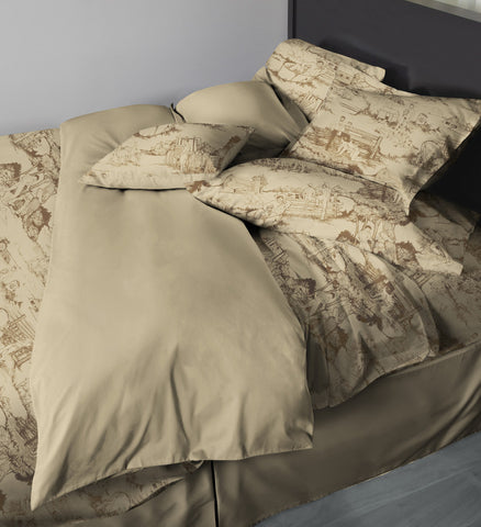 Cowpokes • Wheat • Sexy Duvet Covers