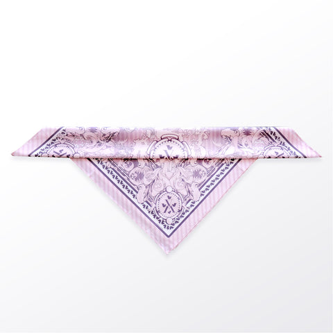 Cameo Paisley • Pink Raspberry • Sexy Scarves