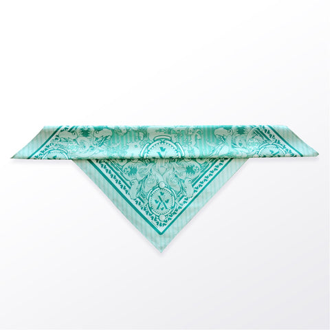 Cameo Paisley • Spearmint • Sexy Scarves