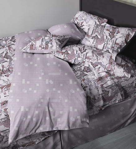 Deco Dems • Lilac • Sexy Duvet Covers