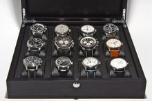 Load image into Gallery viewer, XXL High Quality Watch Box for 12 watches