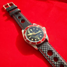 Load image into Gallery viewer, Grand Prix Rally Carbon Strap