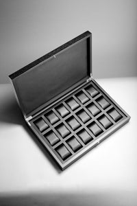 XXL High Quality Watch Box for 18 watches