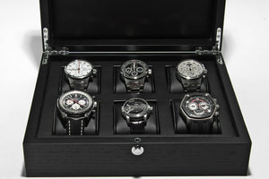 XXL High Quality Watch Box for 6 watches