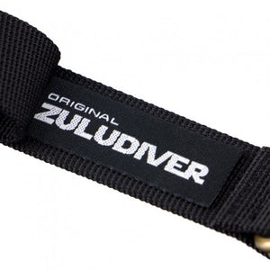 Zulu Strap / Black (IP Black)
