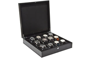 XXL High Quality Watch Box for 12 watches