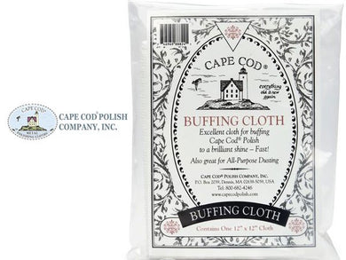 Cape Cod Buffing Cloth / Kiillotusliina