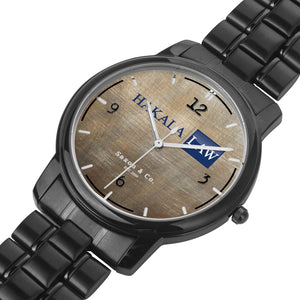 Hakala Law Custom Watch - by Saxon & Co.
