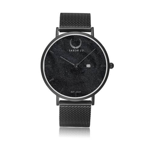 Black Sand and Steel by Saxon & Co.