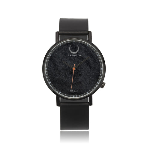 Black Sand and Alloy by Saxon & Co.