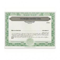 Profit Stock Certificates