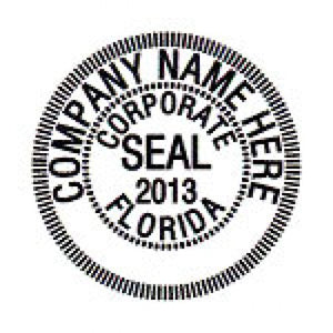 Custom Seal Stamp