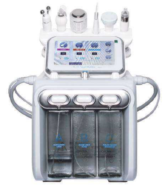 H2O2 Hydro Facial Machine | HDB 6-in-1