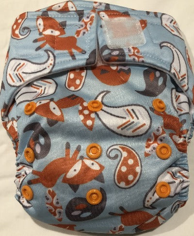 Baby Tree Mini: Foxy Foxes