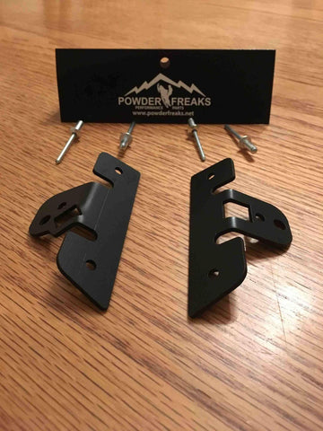 Ski Doo 850 Door Latch Brackets