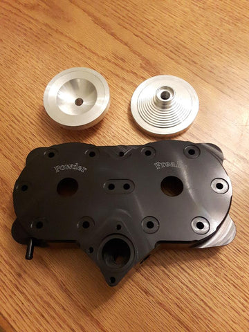 Polaris Axys Billet Head