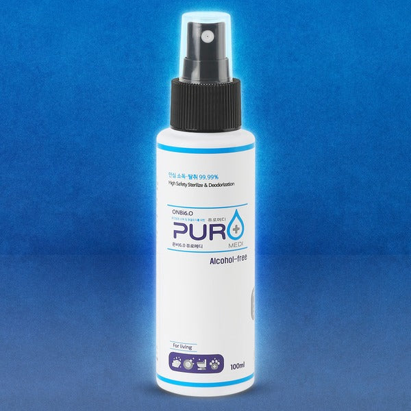 Puromedi Spray Sanitizer