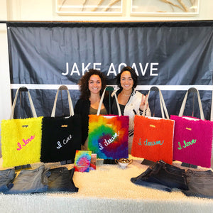 New Philanthropy Totes Launched During Emmy's!