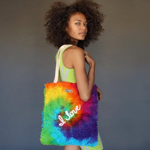 Shag Cotton Bag