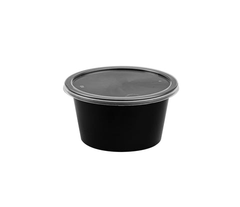 100 ML Plastic Container with Lid